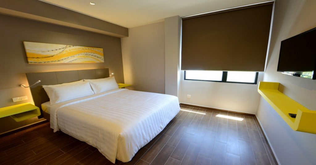 Double Room, GLOW Penang