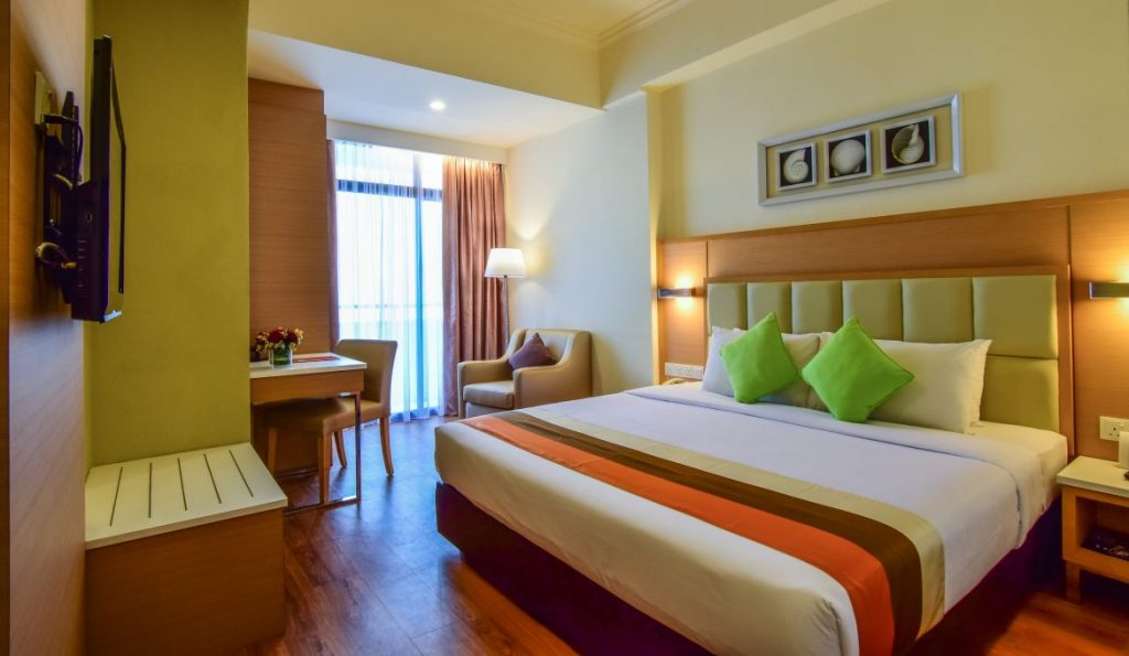 Family Suite, Hotel Sentral Seaview