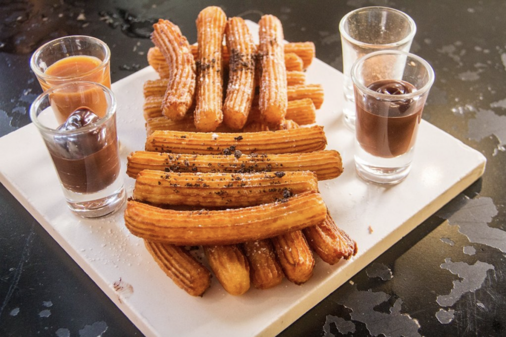 Churros, The Alley