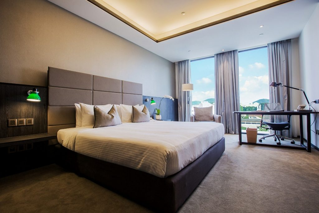 Deluxe Room, G Hotel Kelawai