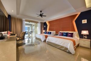 Executive Pool Suite, Lexis Suites Penang