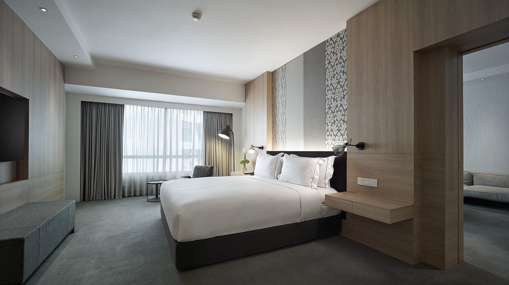 Executive Suite, G Hotel Gurney