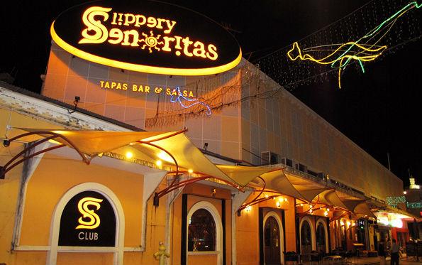 Slippery Senorita Penang