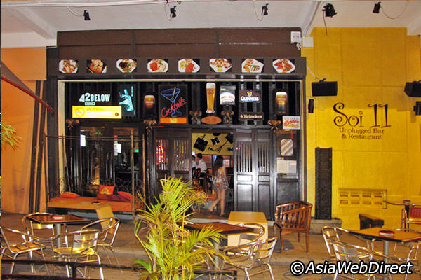 Soi II Unplugged Bar & Restaurant Penang