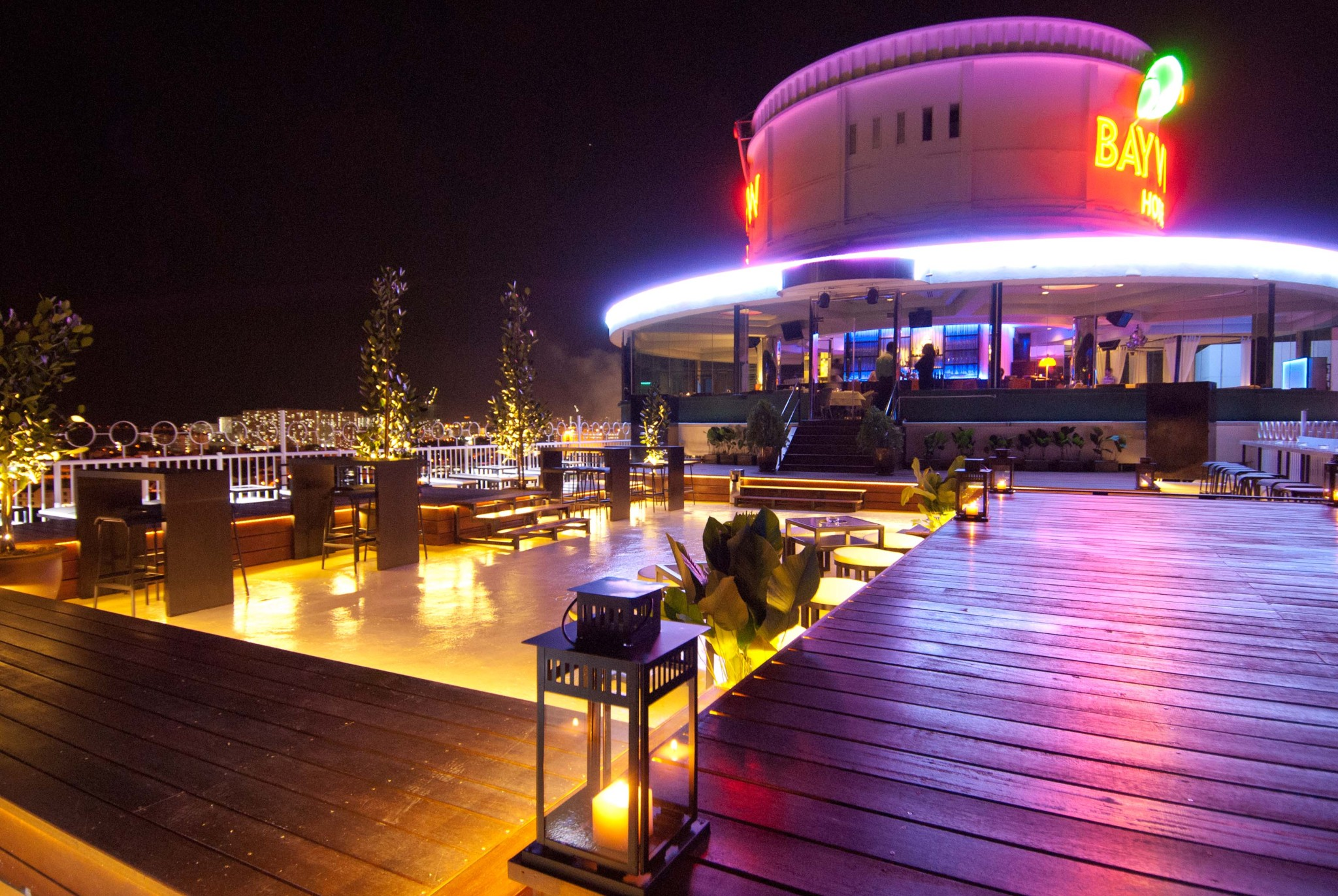 Three Sixty Revolving Restaurant & Rooftop Bar Penang