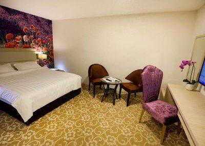 PINGSA HOTEL – BEDROOM