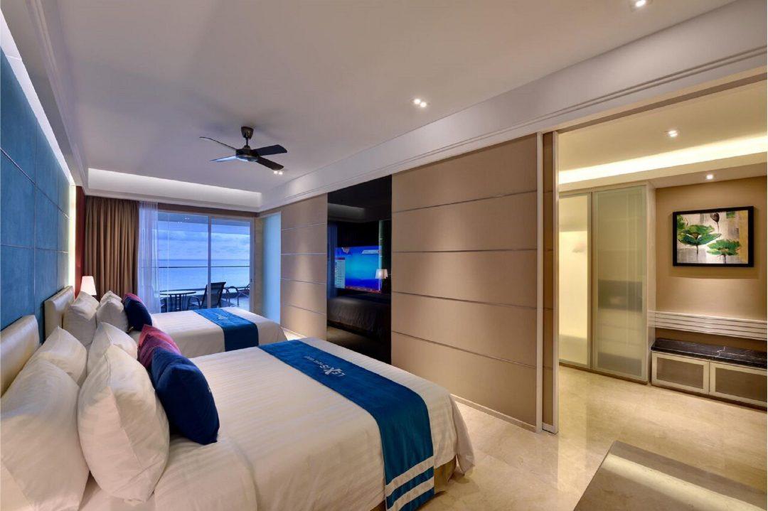 LEXIS SUITES PENANG -BEDROOM