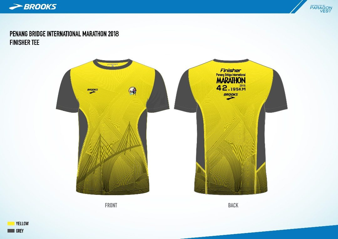 OFFICIAL FINISHER TEE