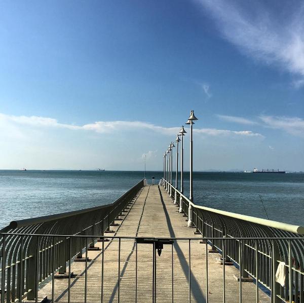 Penang Bridge View