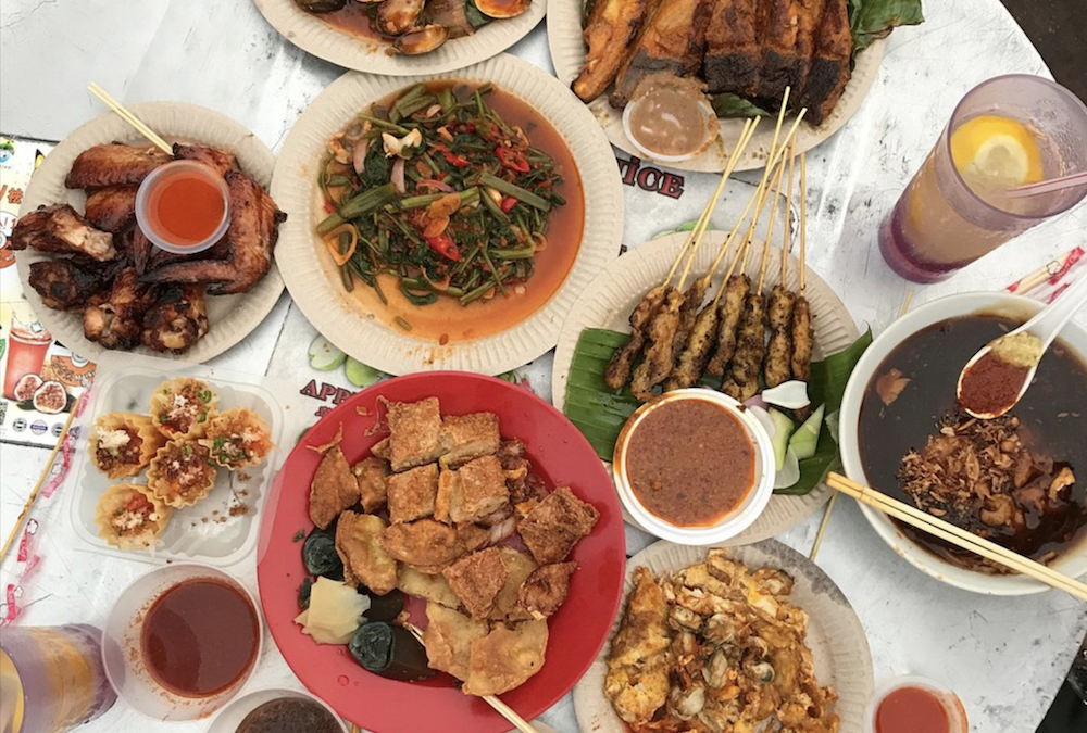 5 Hawker Centres for Authentic Penang Food